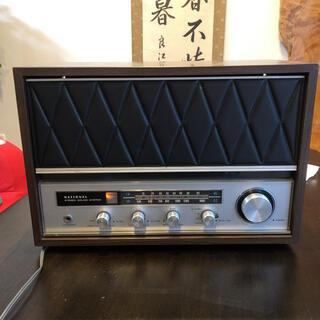 パナソニック(Panasonic)のナショナル 真空管 ステレオ サウンド システム(ラジオ)