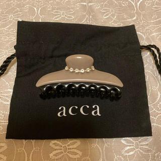 アッカ(acca)のヘアクリップ アッカ(その他)