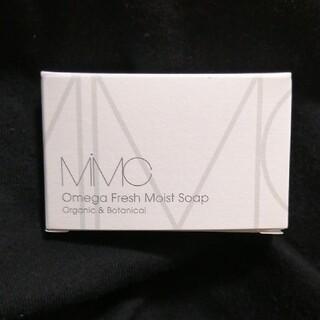 エムアイエムシー(MiMC)のMiMc サイズ ソープ(洗顔料)