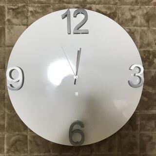 フランフラン(Francfranc)のunber 壁掛け時計 未使用品(掛時計/柱時計)