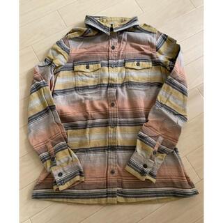 patagonia - パタゴニア フランネルシャツ サイズ6