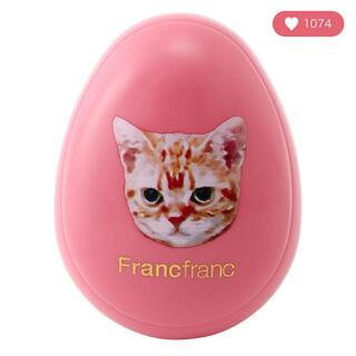 フランフラン(Francfranc)のFrancfranc ヘアブラシ キャット(ヘアブラシ/クシ)
