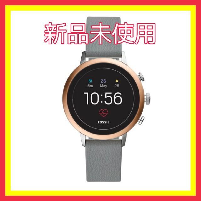 FOSSIL(フォッシル)のスマートウォッチ FOSSIL Q VENTURE HR FTW6016J メンズの時計(腕時計(デジタル))の商品写真