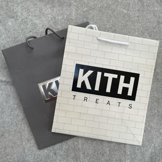 KITHショッパー KITHショップバッグ KITHエコバッグ KITH紙袋(トートバッグ)