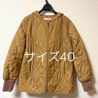 エムケークランプリュス(MK KLEIN+)の✴最終価格✴【MK  KLEIN+】サイズ40  キルティングジャケット(その他)