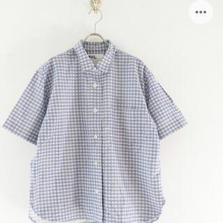 マーガレットハウエル(MARGARET HOWELL)のmhl 半袖シャツ(シャツ/ブラウス(半袖/袖なし))