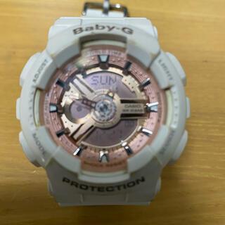 ベビージー(Baby-G)のみゆよ様用 カシオ腕時計 CASIO G-SHOCK 正常動作品(腕時計(アナログ))