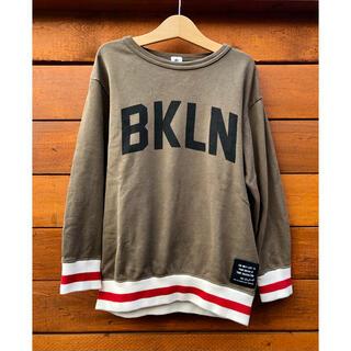 ジーンズベー(jeans-b)のジーンズベー jeans-b BKLNトレーナー 130cm(Tシャツ/カットソー)