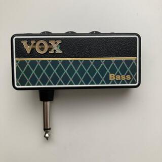 ヴォックス(VOX)のVOX amplug Bass(ベースアンプ)