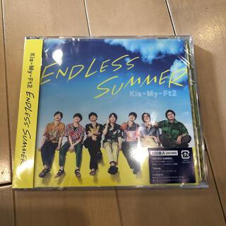 キスマイフットツー(Kis-My-Ft2)のENDLESS SUMMER<初回盤A>(ポップス/ロック(邦楽))