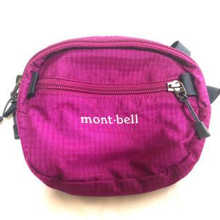 モンベル(mont bell)のmont-bellミニショルダーバックポーチ(ショルダーバッグ)