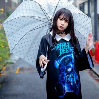 ミルクボーイ(MILKBOY)のTRAVAS TOKYO X-ray bear collared レントゲンくま(Tシャツ/カットソー(半袖/袖なし))