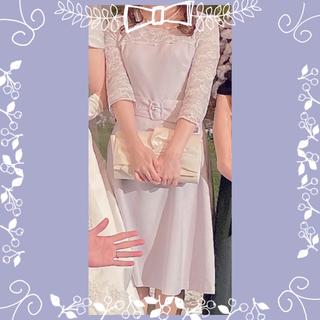 レッセパッセ(LAISSE PASSE)の♡レッセパッセ♡レースワンピース/ドレス(その他ドレス)