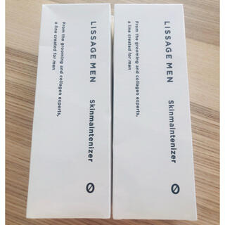 リサージ(LISSAGE)のリサージ メン スキンメインテナイザーゼロ みずみずしいさらさらタイプ2個セット(化粧水/ローション)