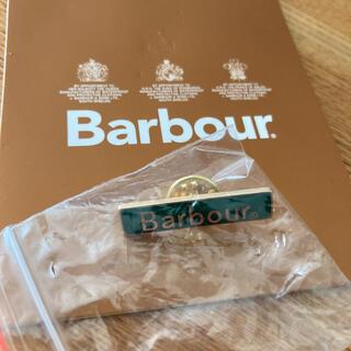 バーブァー(Barbour)のバブアー ピンバッジ 新品未開封(その他)