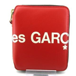 コムデギャルソン(COMME des GARCONS)のコムデギャルソン 2つ折り財布美品  -(財布)