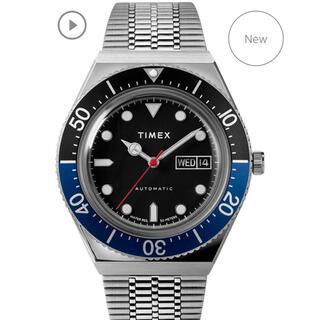 タイメックス(TIMEX)のM79 AUTOMATIC timex バットマンカラー(腕時計(アナログ))