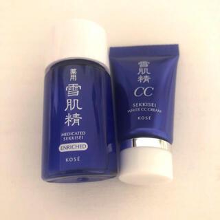 セッキセイ(雪肌精)の雪肌精 化粧水 CCクリーム(CCクリーム)