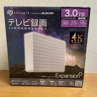 エクスパンション(EXPANSION)の外付けハードディスクExpansion(テレビ)