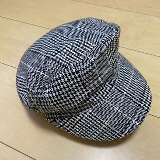 ジーユー(GU)のハンチング帽(ハンチング/ベレー帽)