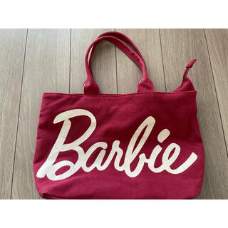 バービー(Barbie)の美品 バービー トートバッグ(トートバッグ)