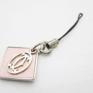 カルティエ(Cartier)のカルティエ 携帯ストラップ - 金属素材(ストラップ/イヤホンジャック)