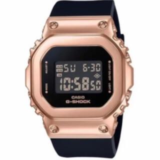 カシオ G-SHOCKGM-S5600PG-1JF  新品未使用(腕時計(デジタル))