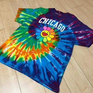 シュプリーム(Supreme)の村上隆 Tシャツ Tee T-shirts(Tシャツ/カットソー(半袖/袖なし))