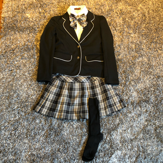 ラブトキシック(lovetoxic)のLovetoxic 卒業式 スーツ4点セット 女の子 160(ドレス/フォーマル)