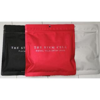 THE STEM CELL FACEMASK 3種類セット(パック/フェイスマスク)