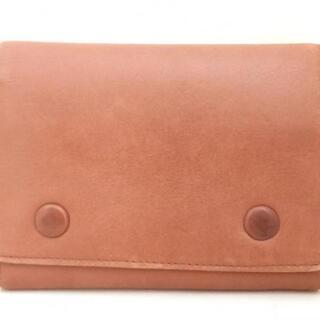 マーガレットハウエル(MARGARET HOWELL)のマーガレットハウエル 2つ折り財布 -(財布)