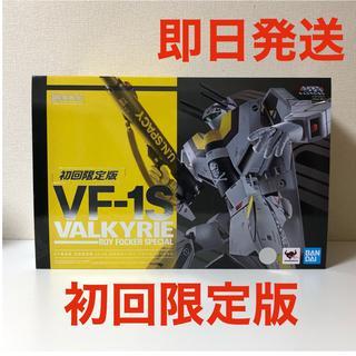 マクロス(macros)のDX超合金 初回限定版 VF-1S バルキリー ロイ・フォッカースペシャル(模型/プラモデル)
