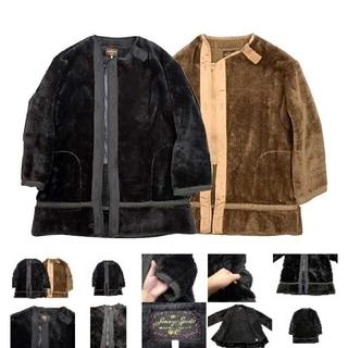 ビューティアンドユースユナイテッドアローズ(BEAUTY&YOUTH UNITED ARROWS)のSUNNY SPORTS  73 LINER COAT BLACK(ミリタリージャケット)