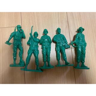 兵隊 フィギュア 5体セット(フィギュア)