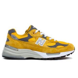 ニューバランス(New Balance)のnew balance m992 bb gold/cream(スニーカー)
