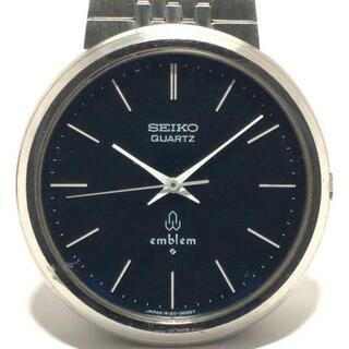 セイコー(SEIKO)のセイコー 腕時計 エンブレム 4120-9000(その他)
