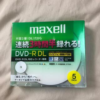 マクセル(maxell)のマクセル DVD-R DL(その他)