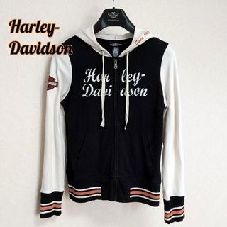 ハーレーダビッドソン(Harley Davidson)のハーレーダビッドソン レディース パーカー(パーカー)