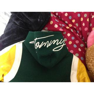 トミーヒルフィガー(TOMMY HILFIGER)のTOMMY☆スタジャン☆取り置き中☆(スタジャン)