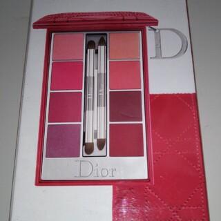 クリスチャンディオール(Christian Dior)のディオール カナージュ リップ パレット(メイクボックス)