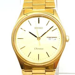 セイコー(SEIKO)のセイコー 腕時計 クロノス 5H23-7D40(その他)