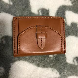 スタディオクリップ(STUDIO CLIP)のスタディオクリップ☆美品本革ミニ財布(財布)