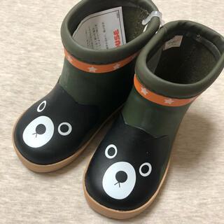 ダブルビー(DOUBLE.B)の専用です☆ミキハウス 長靴 13cm ダブルビー(長靴/レインシューズ)