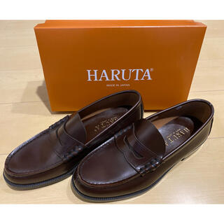 ハルタ(HARUTA)の【新品】HARUTA ローファー 27EEE(ドレス/ビジネス)