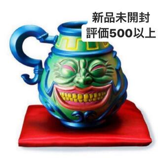 バンダイ(BANDAI)の遊戯王 新品 未使用品 強欲な壺 陶器 プレミアムバンダイ(その他)