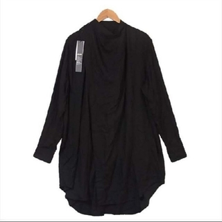 ユリウス(JULIUS)のJULIUS/19FW/モックネックカバードシャツ/定価¥42000(シャツ)