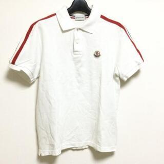 モンクレール(MONCLER)のモンクレール 半袖ポロシャツ サイズM -(ポロシャツ)
