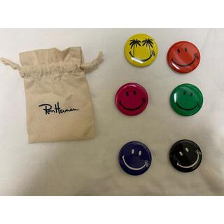 ロンハーマン(Ron Herman)のロンハーマン  缶バッジ バラ売り(バッジ/ピンバッジ)