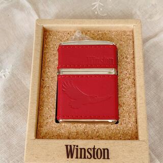 ジッポー(ZIPPO)のwinston zippo ライター(その他)