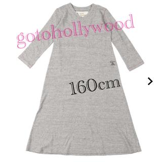 ゴートゥーハリウッド(GO TO HOLLYWOOD)の160サイズ☆美品★Go To Hollywood☆テンジク マキシワンピース(ワンピース)
